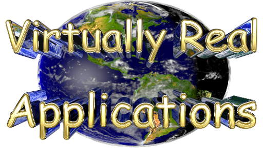 Virtually Real Applications | #VRApp